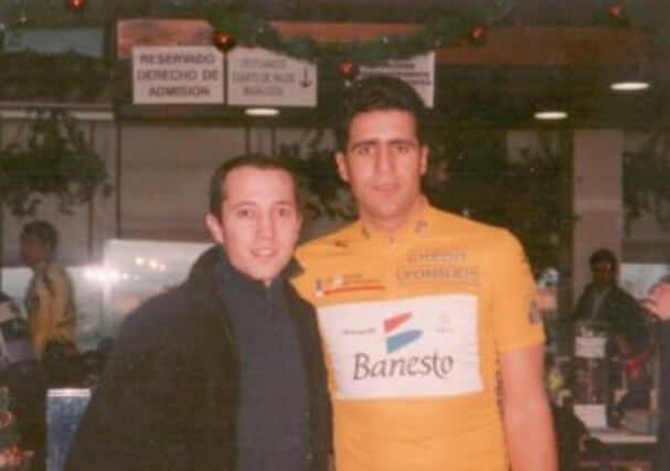 Miguel Indurain win his 5th Tour the France
