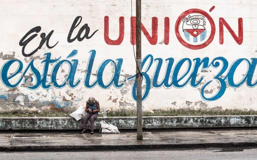 Cuban solidarity vs European confrontation